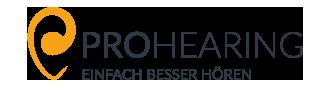 Logo PROHEARING GmbH